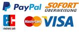 Zahlungsarten im MVG-Shop