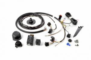 Elektrosatz mit akustischer Blinkkontrolle