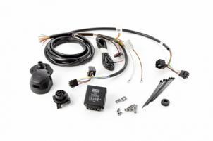 Elektrosatz mit elektronischer Blinkkontrolle (nur für Fhzg. mit Vorrüstung)