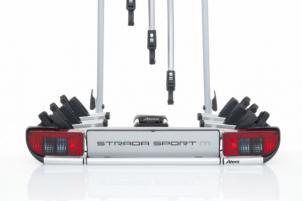 Heckfahrradträger Strada Sport M 3 für die Anhängekupplung
