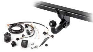 Set bestehend aus Anhängekupplung starr und Elektrosatz fahrzeugspezifisch