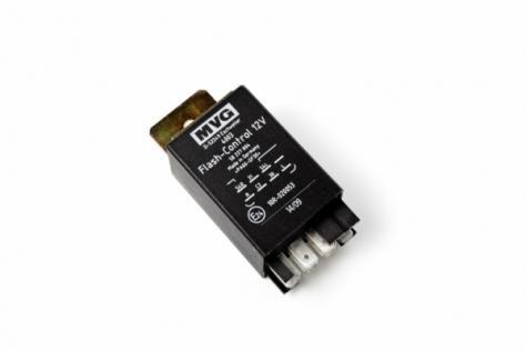 Trailer-Flash-Control Zur Erweiterung von elektronischen Blinkanlagen
