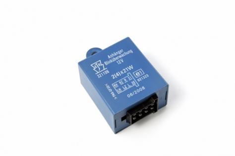 Elektronische Blinkkontrolle Überwacht die Anhängerblinklampen ohne zusätzliche C2-Kontrolleuchte oder akustische Blinkkontrolle